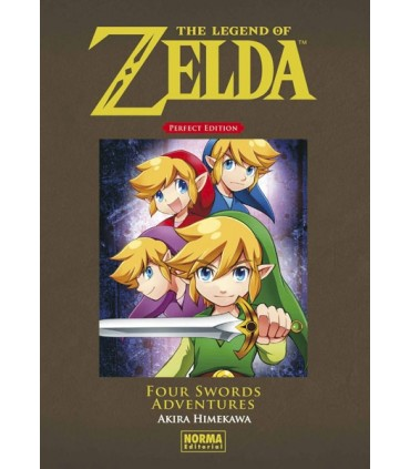 THE LEGEND OF ZELDA PERFECT EDITION 3